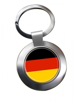 Deutschland Germany Metal Key Ring