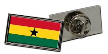 Ghana Flag Pin Badge