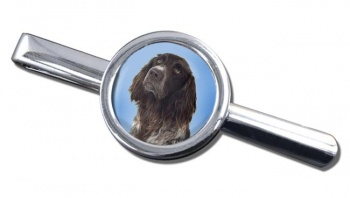 German Longhaired Pointer Tie Clip