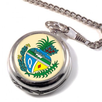 Goia�s (Brasil) Pocket Watch