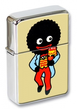 Golliwog Flip Top Lighter