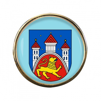 Gottingen (Germany) Round Pin Badge