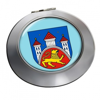 Gottingen (Germany) Round Mirror