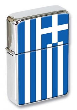 Greece Flip Top Lighter