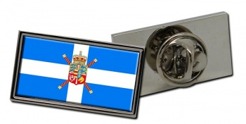 Kingdom of Greece  Flag Pin Badge