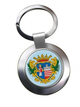 Gyor Metal Key Ring