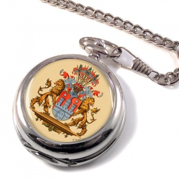 Hamburg (Germany) Pocket Watch