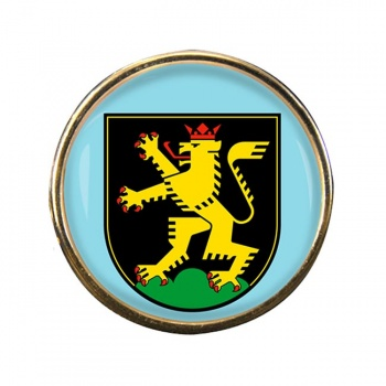 Heidelberg (Germany) Round Pin Badge