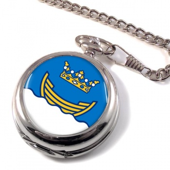 Helsinki (Finland) Pocket Watch