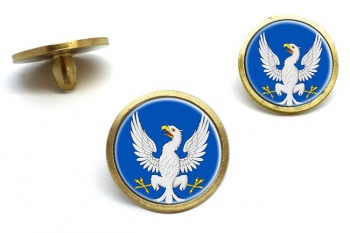 Heraldic eagle  Golf Ball Marker Set