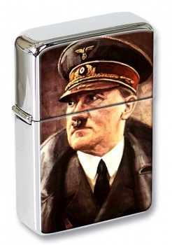 Adolf Hitler Flip Top Lighter