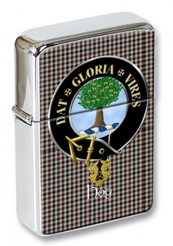 Hog Scottish Clan Flip Top Lighter