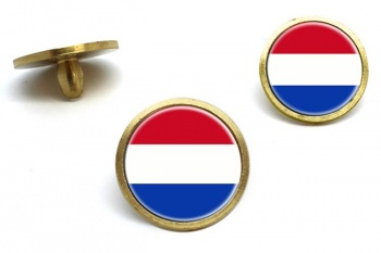 Netherlands Nederland Golf Ball Marker