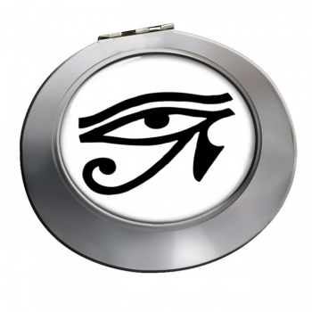 Eye of Horus Chrome Mirror