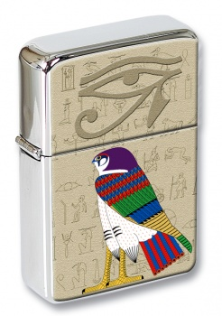Horus God of the Sky Flip Top Lighter