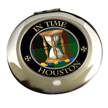 Houston Scottish Clan Chrome Mirror
