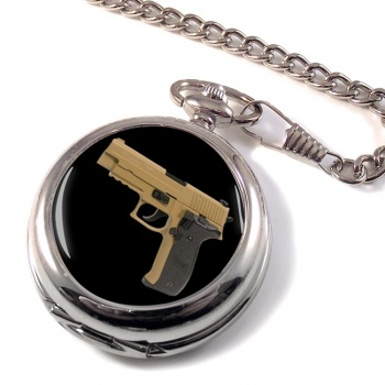 Sig Sauer P226 Pocket Watch