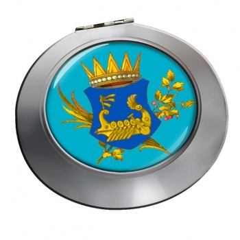 Kingdom of Illyria Round Mirror