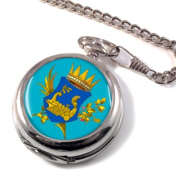 Königreich Illyrien (Illyria) Pocket Watch