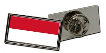 Indonesia Flag Pin Badge