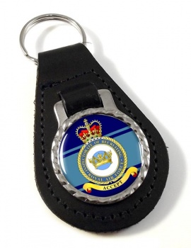 Inspectorate of Recruiting Leather Key Fob