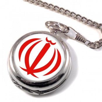 Iran ایران Pocket Watch