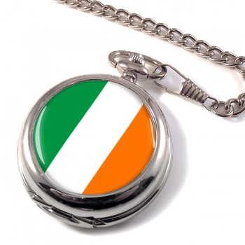 Ireland eire Pocket Watch