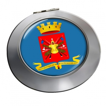 Esercito Italiano Chrome Mirror