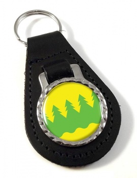 Kainuu Leather Key Fob