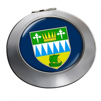 County Kerry (Ireland) Round Mirror