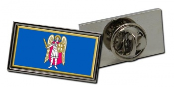 Kiev  Flag Pin Badge