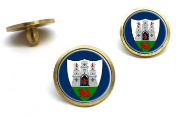 Kilkenny City (Ireland) Golf Ball Marker