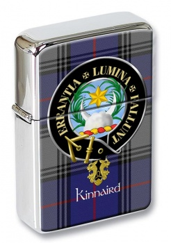 Kinnaird Scottish Clan Flip Top Lighter