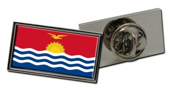 Kiribati Flag Pin Badge