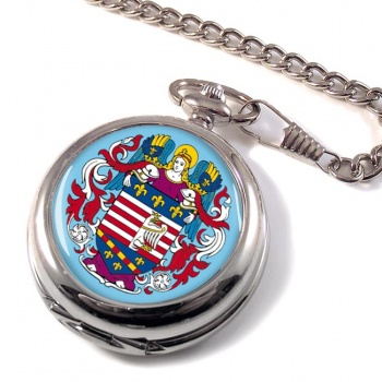 KosÌŒice (Slovakia) Pocket Watch