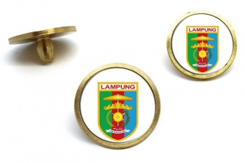 Lampung (Indonesia) Golf Ball Marker