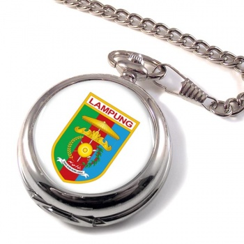 Lampung (Indonesia) Pocket Watch