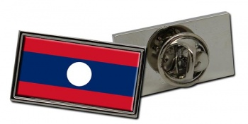 Laos Lao Flag Pin Badge