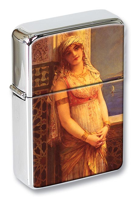 Leon Francois Comerre Flip Top Lighter