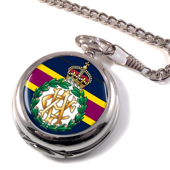Army Veterinary Corps Pocket Watch