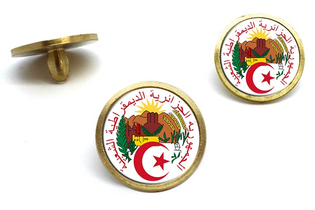 Algeria Golf Ball Marker