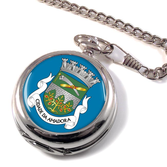 Amadora (Portugal) Pocket Watch