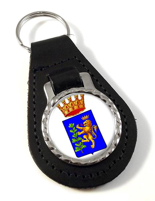 Andria (Italy) Leather Key Fob