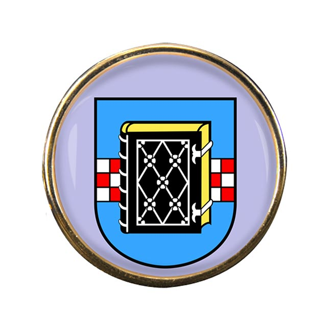 Bochum (Germany) Round Pin Badge