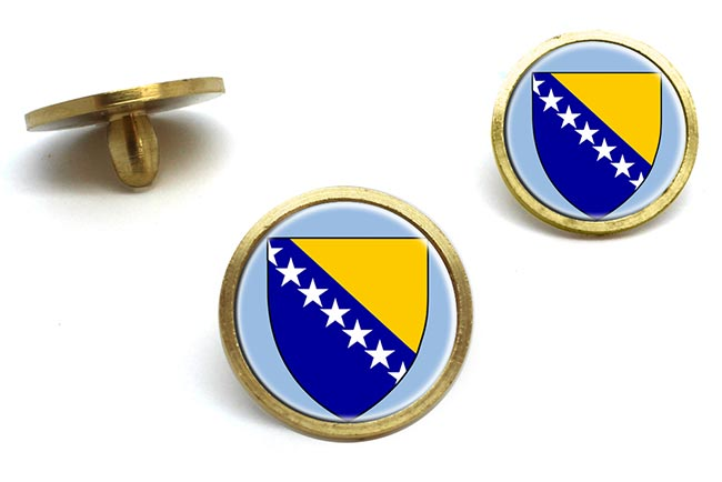 Bosnia and Herzegovina Golf Ball Marker