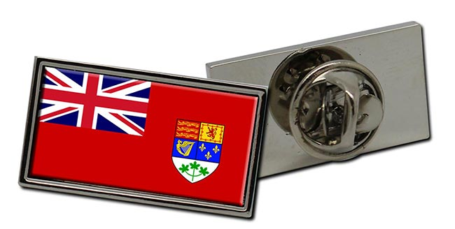 Canadian Red Ensign (Canada pre 1965) Flag Pin Badge