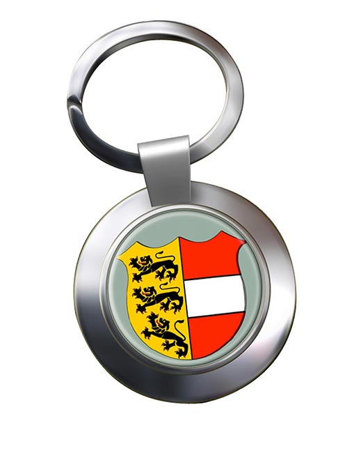 Carinthia Karnten Metal Key Ring