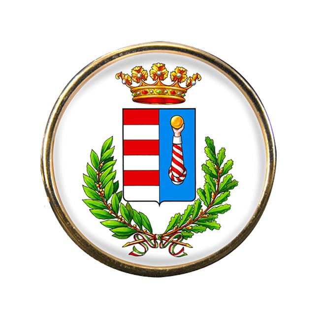 Cremona (Italy) Round Pin Badge
