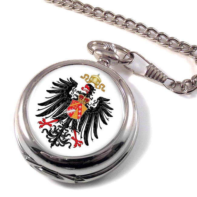 Elsass-Lothringen (Germany) Pocket Watch