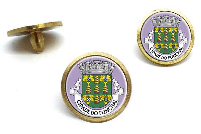 Funchal (Portugal) Golf Ball Marker